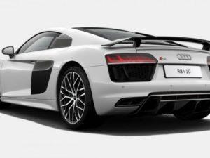 équipements : Audi magnetic ride
