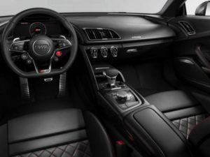 phares à LED avec éclairage Laser Audi